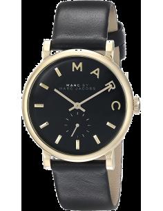 Chic Time | Montre Femme Marc by Marc Jacobs Baker MBM1269 Bracelet et cadran noir  | Prix : 159,20€
