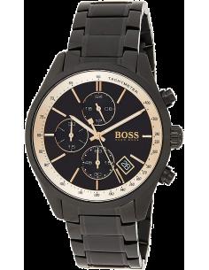 Chic Time | Montre Homme Hugo Boss Grand Prix 1513578 Noir  | Prix : 319,20€