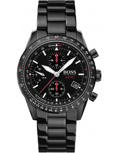 Chic Time | Montre Homme Hugo Boss Aero 1513771 Chronographe  | Prix : 549,00€