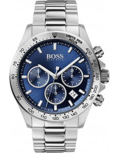 Chic Time | Montre Hugo Boss Hero 1513755 Chronomètre  | Prix : 349,00 €