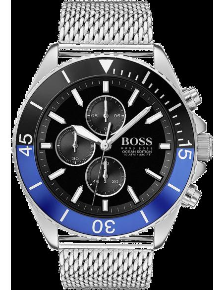 Chic Time   Montre Homme Hugo Boss Ocean 1513742    Prix : 303,20€