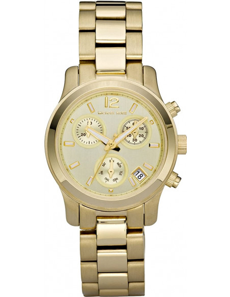 Chic Time | Montre Femme Michael Kors Runway MK5384 Chronographe  | Prix : 249,00€