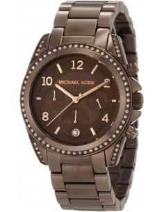 Chic Time | Montre Femme Michael Kors Blair MK5493 Chronographe  | Prix : 223,20 €