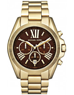 Chic Time | Montre Femme Michael Kors Bradshaw MK5502 Chronographe  | Prix : 223,20€