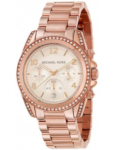 Chic Time | Montre Femme Michael Kors Blair MK5522 Chronographe  | Prix : 237,15 €