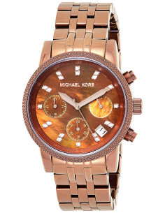 Chic Time | Montre Femme Michael Kors Ritz MK5547 Chronographe  | Prix : 199,20 €