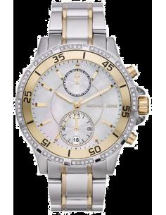 Chic Time | Montre Femme Michael Kors Garett MK5568 Chronographe  | Prix : 269,00€