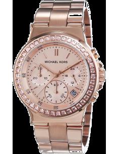 Chic Time | Montre Femme Michael Kors Dylan MK5586 Bracelet rose oré en acier inoxydable  | Prix : 199,20€