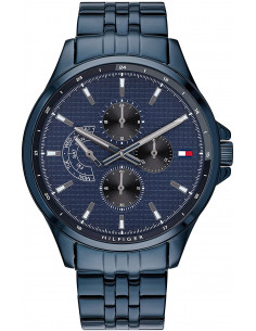 Chic Time | Montre Homme Tommy Hilfiger Shawn 1791618  | Prix : 159,20€