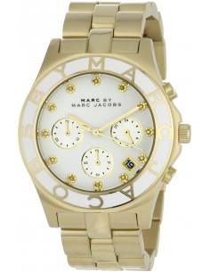 Chic Time | Montre Femme Marc By Marc Jacobs Blade MBM3081  | Prix : 199,20 €