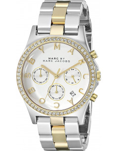 Chic Time | Montre Femme Marc By Marc Jacobs Henry MBM3197  | Prix : 223,20 €