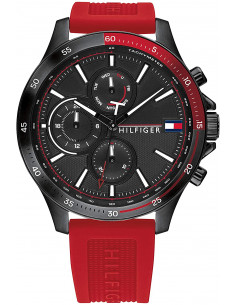 Chic Time | Montre Homme Tommy Hilfiger Bank 1791722  | Prix : 229,90 €