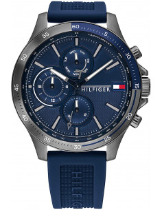 Chic Time | Montre Homme Tommy Hilfiger Bank 1791721  | Prix : 189,90 €