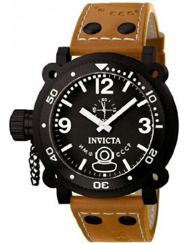 Chic Time   Montre Homme Invicta 7274 Signature Lefty Russian Diver    Prix : 256,00€