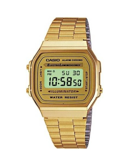 Chic Time | Casio A168WG-9EF Unisex watch  | Buy at best price