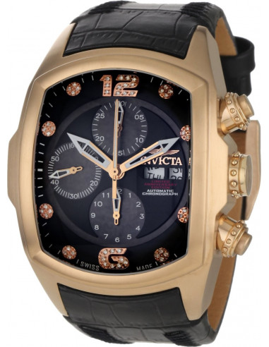 Chic Time   Montre Homme Invicta 0514 Lupah Revolution    Prix : 1,200.00