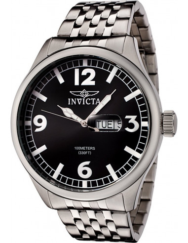 Chic Time   Montre Homme Invicta 0371 II Collection    Prix : 84,90€
