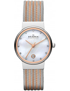 SKAGEN 355SSLW WOMEN'S WATCH