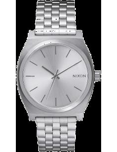 Chic Time | Montre Homme Nixon Time Teller A045-1920 Argent  | Prix : 169,90€