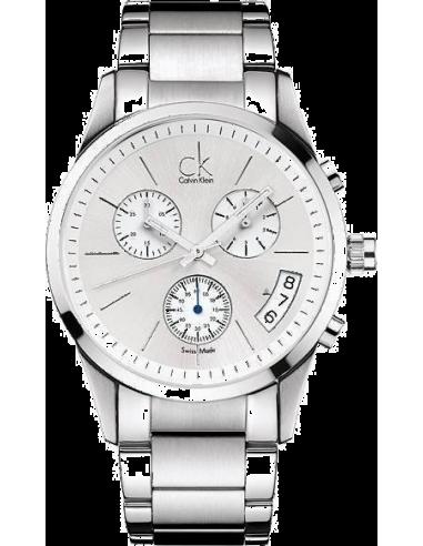 Chic Time   Montre Calvin Klein CK New K2247120    Prix : 296,90€