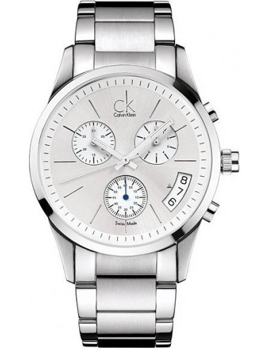 Chic Time | Montre Calvin Klein CK New K2247120  | Prix : 296,90€