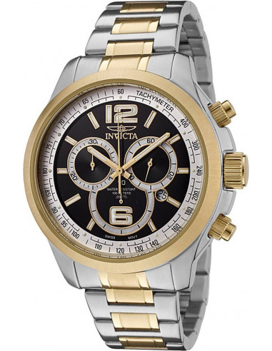 Chic Time   Montre Homme Invicta 0080 II Collection    Prix : 173,40€