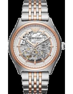 Chic Time | Montre Emporio Armani Meccanico AR60002 Squelette  | Prix : 370,30€