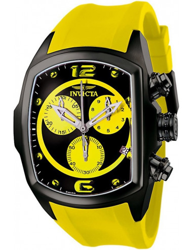 Chic Time   Montre Homme Invicta 6726 Lupah Collection    Prix : 255,00€