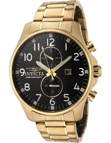 Chic Time   Montre Homme Invicta 0382 II Collection    Prix : 139,30€