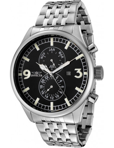 Chic Time | Montre Homme Invicta 0365 II Collection  | Prix : 179,90€