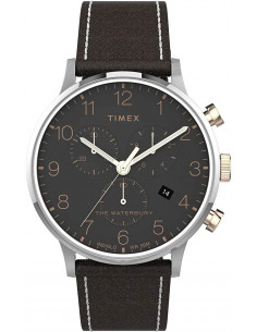 Chic Time | Montre Homme Timex Waterbury TW2T71500 Chronographe  | Prix : 119,93 €