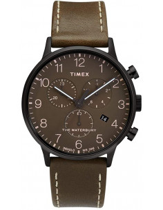 Chic Time | Montre Homme Timex Waterbury TW2T27900  | Prix : 134,93 €