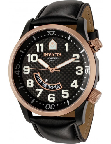 Chic Time   Montre Homme Invicta 0385 II Collection    Prix : 112,00€