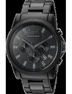 Chic Time | Montre Homme Armani Exchange AX2093 Noir  | Prix : 139,00€