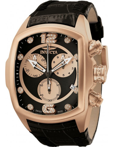 Chic Time   Montre Homme Invicta 6744 Lupah Collection    Prix : 621,00€
