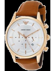Chic Time | Montre Homme Armani Classic AR11043 Brun  | Prix : 159,99€