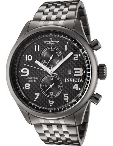 Chic Time   Montre Homme Invicta 0368 II Collection    Prix : 139,30€