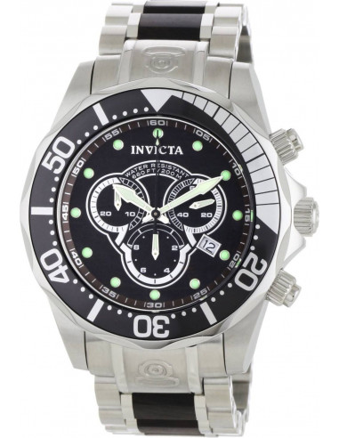 Chic Time   Montre Homme Invicta 0858 II Collection    Prix : 307,30€