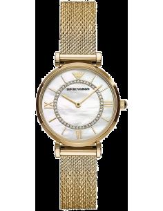 Chic Time | Montre Femme Emporio Armani Gianni T-Bar AR11321  | Prix : 229,99€
