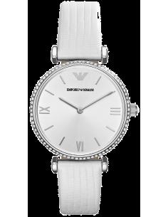 Chic Time | Montre Femme Armani Classic AR1680 Blanc  | Prix : 149,99€