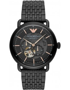 Chic Time | Montre Homme Emporio Armani Meccanico AR60025  | Prix : 259,00€