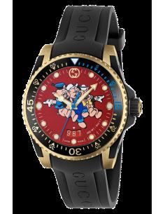 Chic Time | Montre Femme Gucci Dive YA136325  | Prix : 699,99€