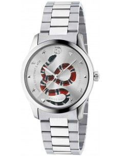 Chic Time | Montre Femme Gucci YA1264076 Le Marche Des Merveilles  | Prix : 479,99€