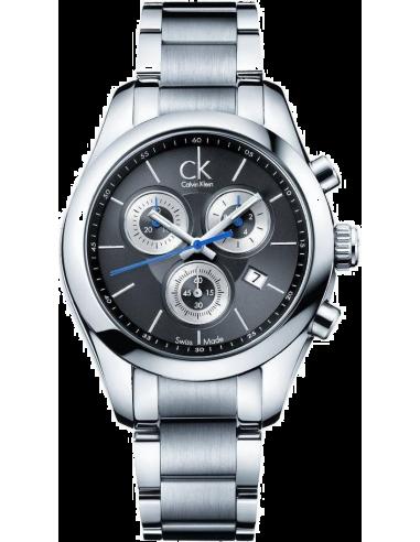 Chic Time | Montre Calvin Klein CK Strive K0K28107  | Prix : 294,90€