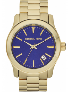 Chic Time | Montre Homme Michael Kors Runway MK7049 Or  | Prix : 139,99€