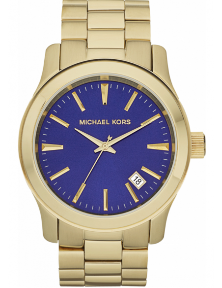 Chic Time   Montre Homme Michael Kors Runway MK7049 Or    Prix : 139,99€