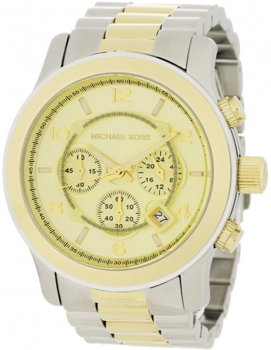 Chic Time | Montre Homme Michael Kors Two-Tone MK8098  | Prix : 159,99€