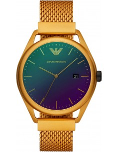Chic Time | Montre Homme Emporio Armani Connected AR11327 Matteo Hybrid Smartwatch  | Prix : 175,20 €