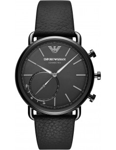 Chic Time | Montre Homme Emporio Armani Connected ART3030 Aviator Hybrid Smartwatch  | Prix : 329,00 €