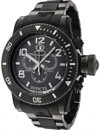 Chic Time   Montre Homme Invicta 0401 Russian Diver Collection    Prix : 720,00€